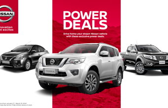Nissan Power Deals