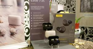Elite wireless earbuds