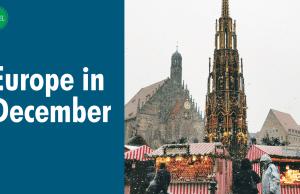 Europe in December