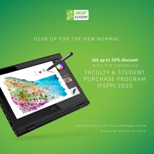 Acer Scholar Program