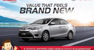 Toyota Certified Used Car