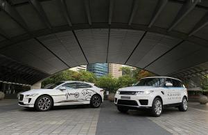IPACE Range Rover