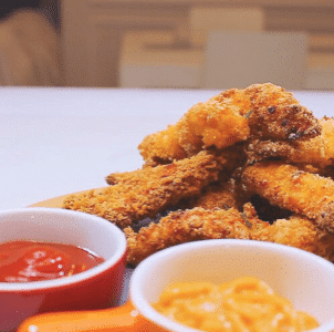 Twistees Chicken Fingers