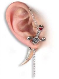 Pirate Ear Stud  Gadgets Matrix