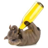 Elephant Decorative Wine Bottle Holder Rack  Gadgets Matrix