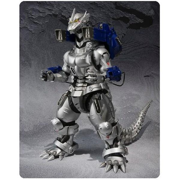 Godzilla Mechagodzilla Sh Monsterarts Die-cast Action
