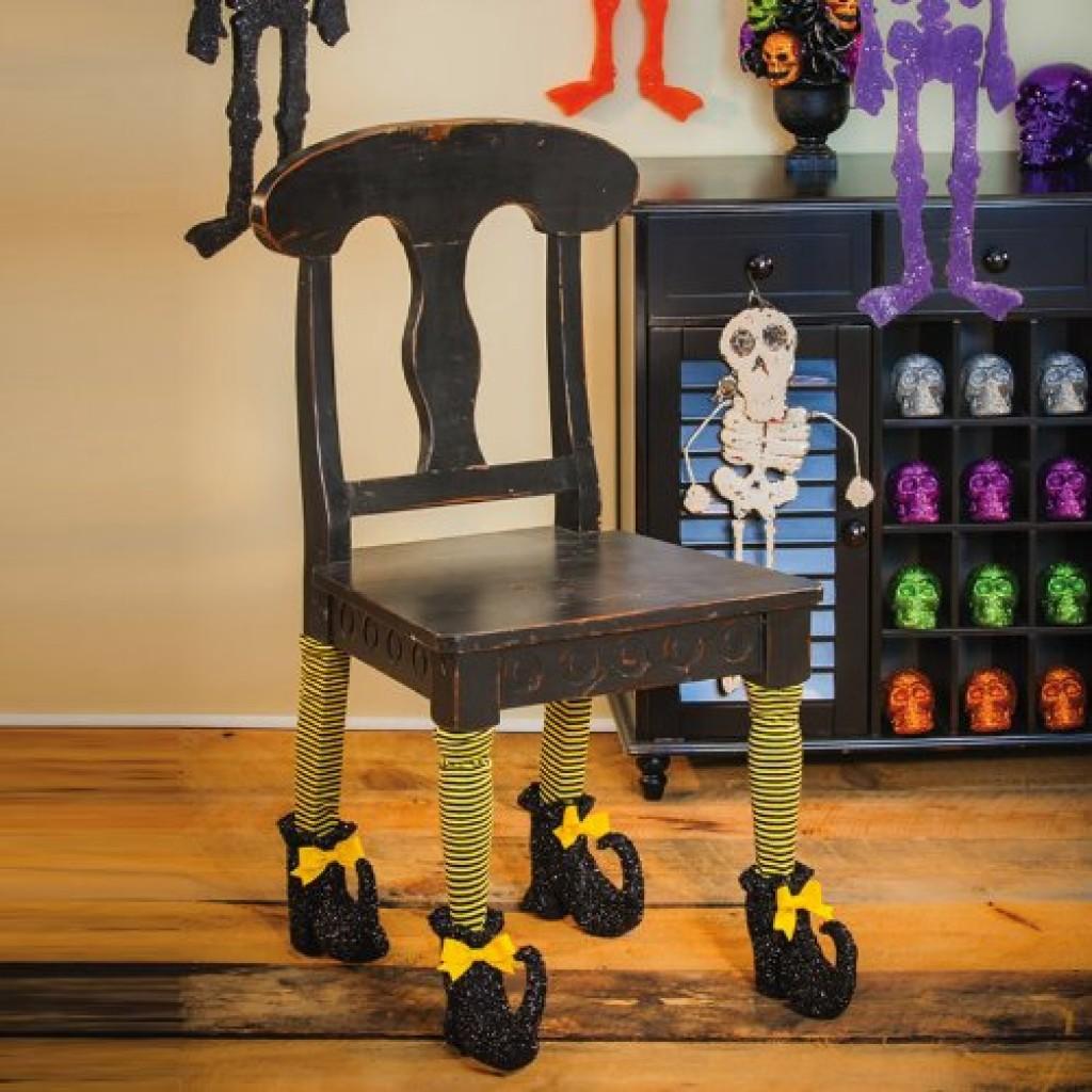 chair feet covers amazon ergonomic under 300 wicked witch leg  gadgets matrix