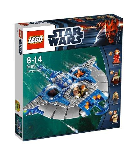 Gungan Sub Lego Star Wars