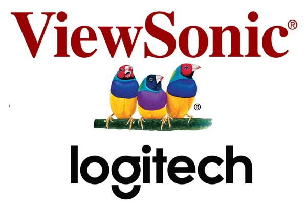 ViewSonic Gabung Dalam Logitech Collaboration Program