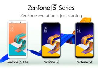 Bedanya Asus Zenfone 5