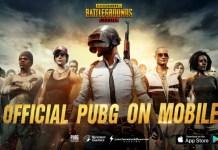 main Game PUBG Mobile