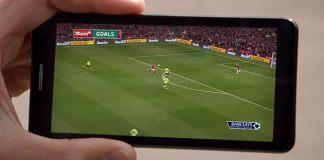 Nonton Streaming Bola dari Hp Android