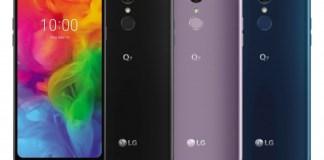 Trio LG Q7