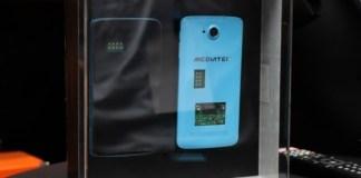 Hp 5G Siap Rilis dengan Chipset Mediatek Helio M70 di 2019