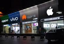 Samsung, Xiaomi, Oppo dan Huawei