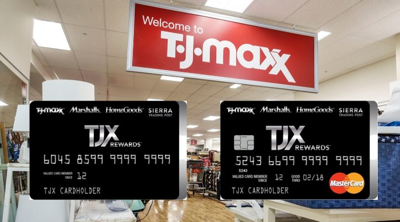 I also obviously have my debit/bank card but that does not count towards anything credit related. Tj Maxx Credit Card Login Step Guide Gadgets Right