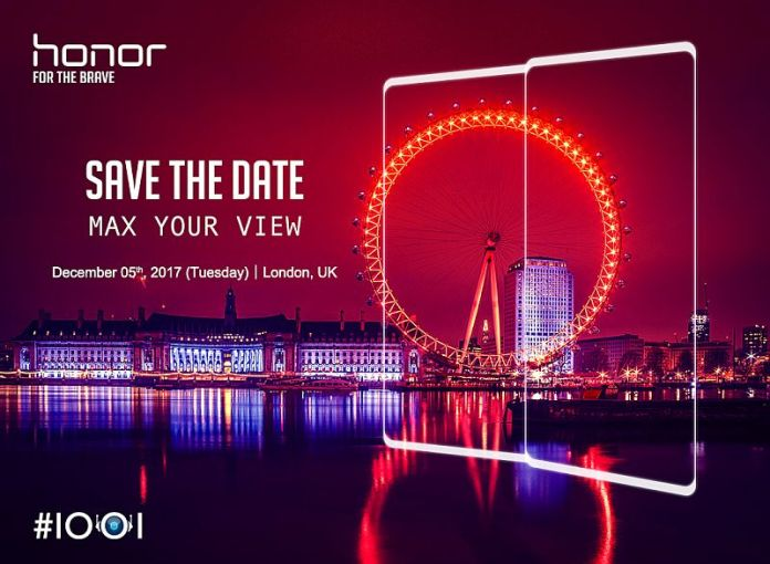 Honor Bezel Less Phone