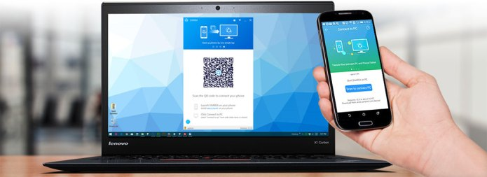 SHAREit Android to PC