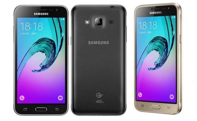 Samsung Galaxy J3 2018 Spotted Online Full