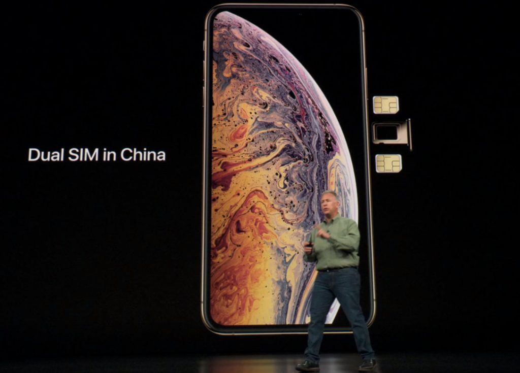 For more details, you can refer to this article. Here's how new iPhones will support Dual SIM feature with e-SIM