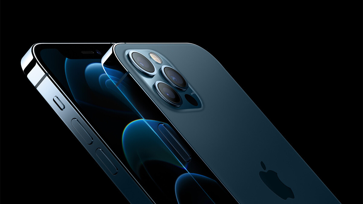 iPhone 12 Pro's Flat Frame