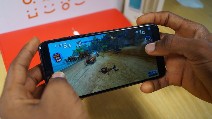 Gionee s11 lite review game