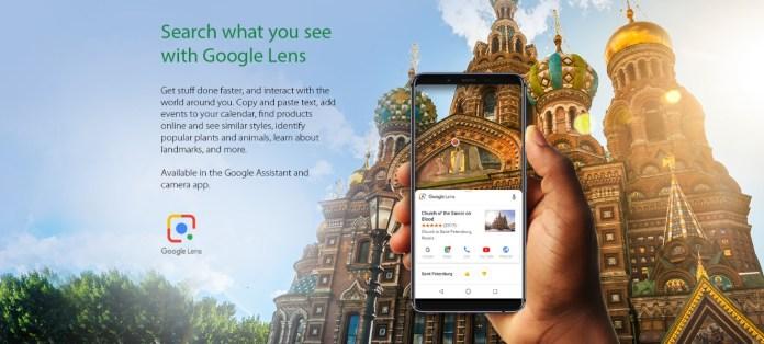 Note 5 pro google lens