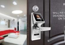 Forfend security lock