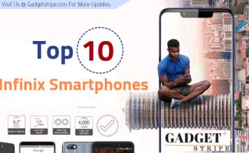 Top Infinix Phones