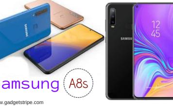 Samsung Galaxy A8s image