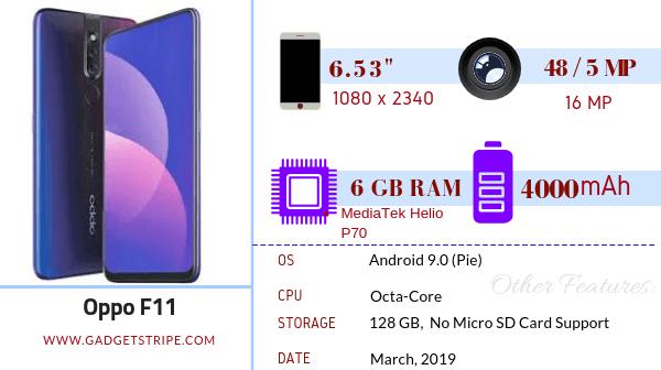 Oppo f11 Gadgetstripe