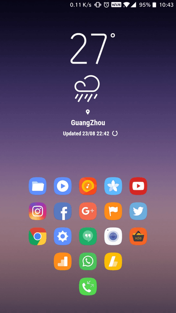 Download Galaxy S9 stock Icon Pack for Android | GadgetsTwist