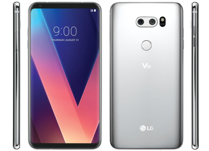 Sprint LG V30 gets July 2018 security update - build LS99822a