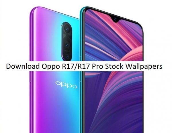 Oppo R17 Pro Hd Wallpaper Download