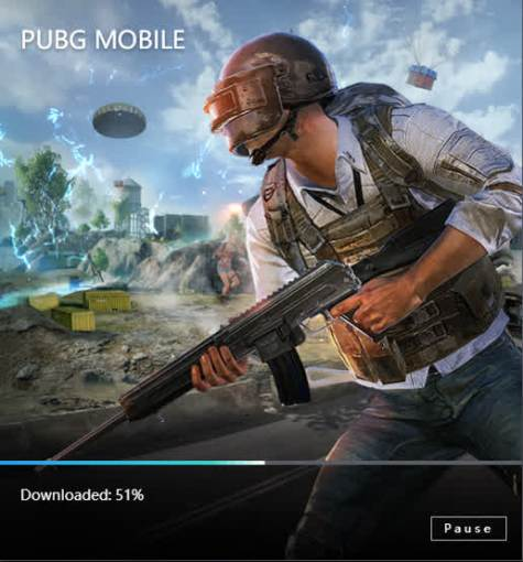 Download install PUBG Mobile v0 14 0 for PC using Tencent