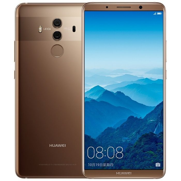 Download AR Effects to the EMUI 9 camera on the Huawei Mate 10 Pro