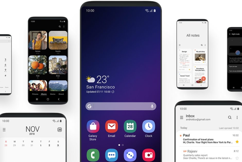 Download Samsung One UI stock Launcher APK for all Galaxy devices – No Root