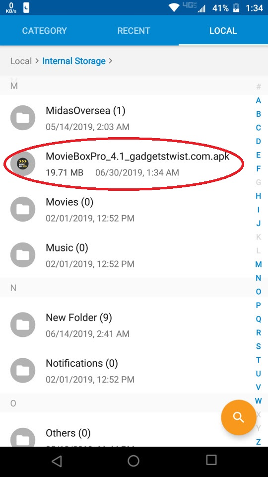 Download Moviebox Pro Apk - July 2019 update | GadgetsTwist