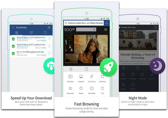 UC Mini Browser: Download the Browser Lite Version