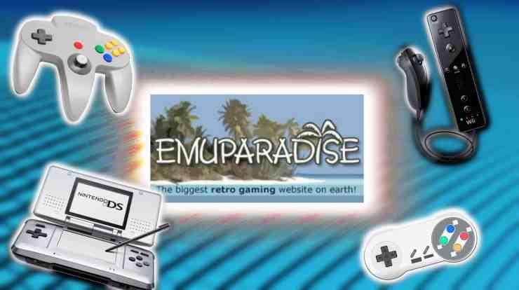 EmuParadise Alternatives to Download ROMs and Emulators
