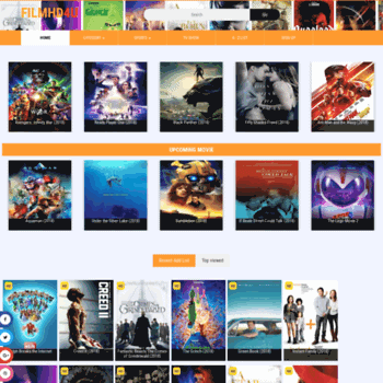 40 Top sites Like 123Movies to Watch HD Movies 2019