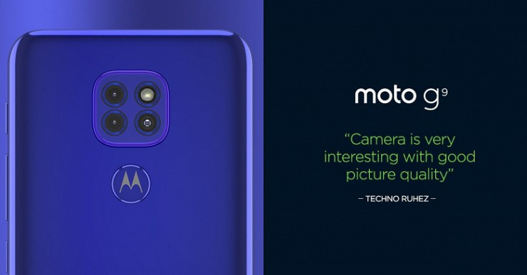 Snapdragon 662, NFC, 5000 mAh and a good camera. Low-cost competitor Redmi and Realme in the face of Moto G9 is already available in India