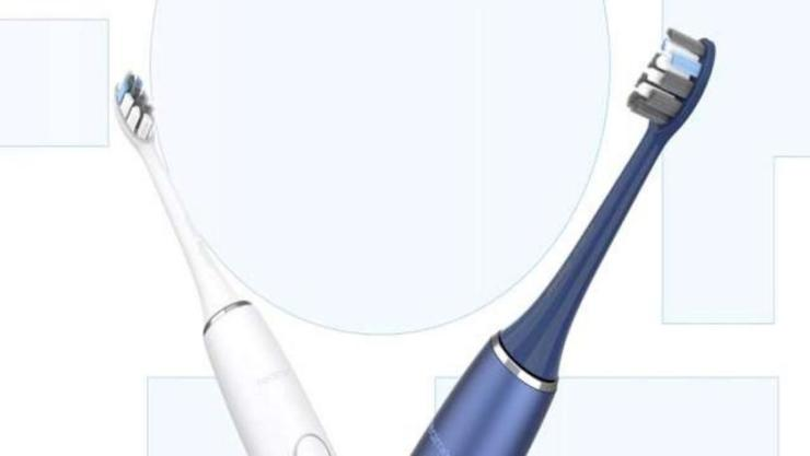 Introduced the first Realme brand toothbrush - M1 Sonic
