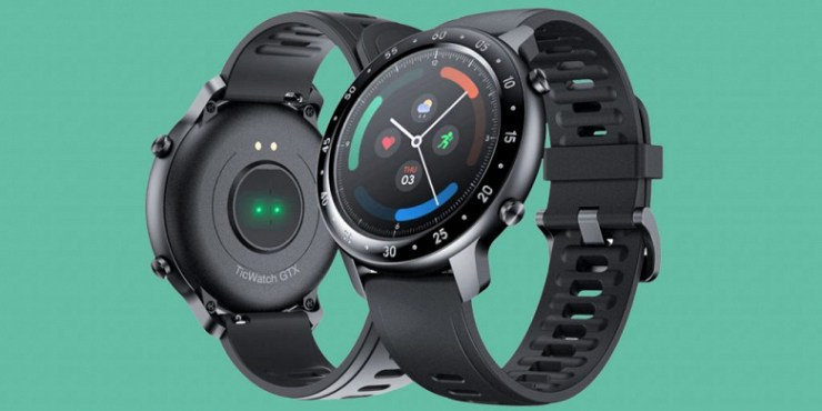 Protected watch with excellent functionality Mobvoi TicWatch GTX was delayed, but even more affordable