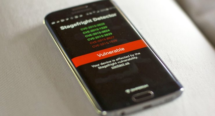 Vulnerabilities in Android