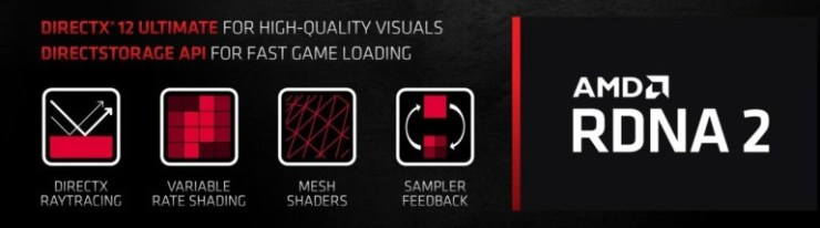 AMD Radeon RX 6000 graphics cards will get support for the Microsoft DXR and Vulkan ray tracing APIs, but not proprietary standards