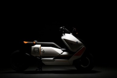 BMW Unveils Motorrad Concept CE 04 Electric Scooter (4)