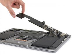 Disassembly of Apple MacBook laptops (3)