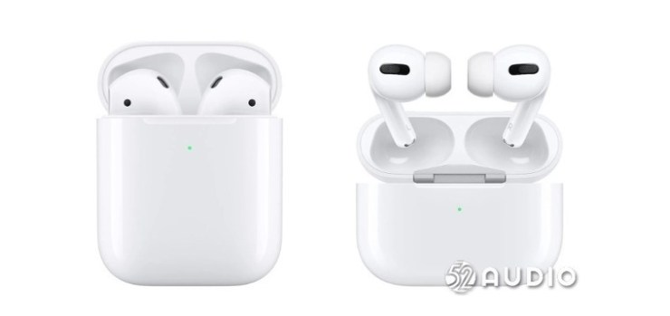 The first leaked images of Apple AirPods 3 with an updated design