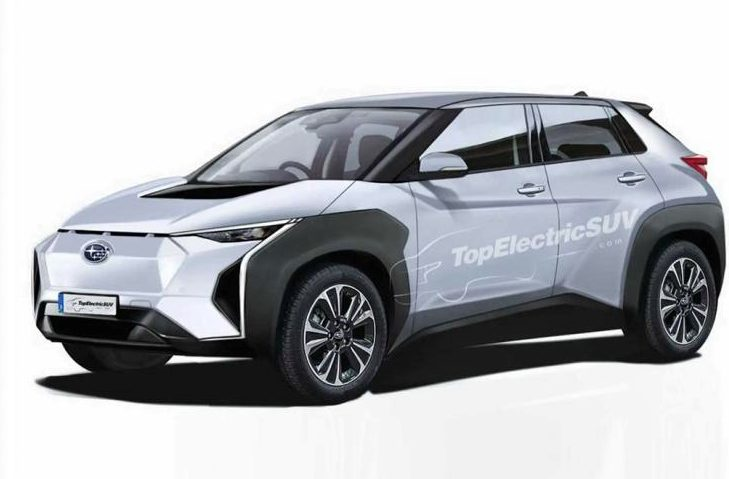 What an electric SUV will look like in reality